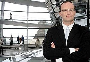 English: Picture of Jens Spahn Deutsch: Bild v...