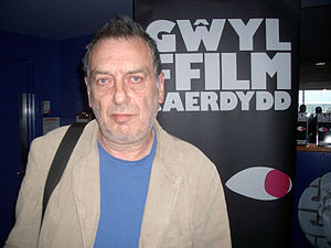 Stephen Frears at the 2006 Cardiff Film Festival.