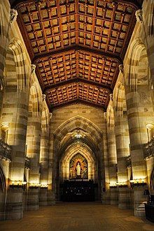 Sterling Memorial Library  Wikipedia