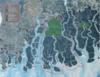 Mappa di Sunderbans