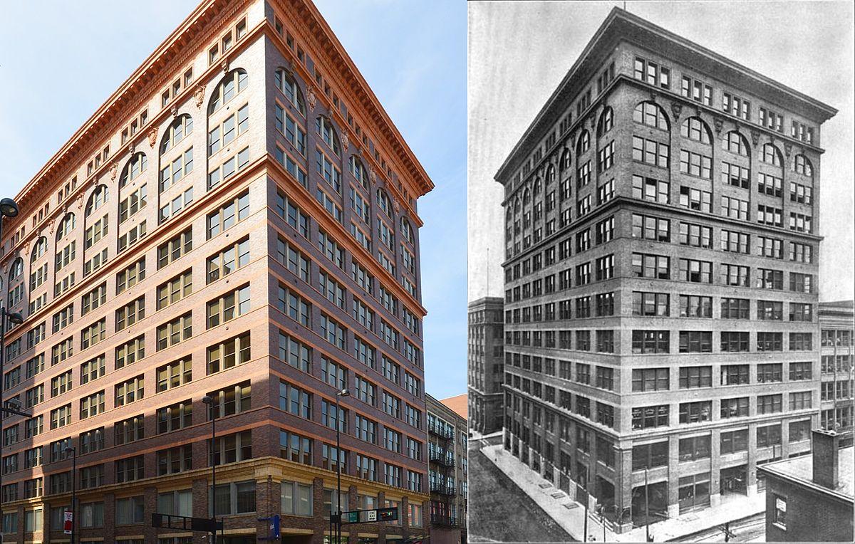 Textile Building Cincinnati Ohio  Wikipedia