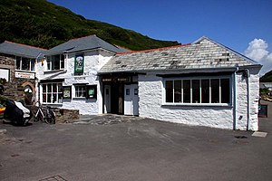 English: The Witchcraft Museum in Boscastle