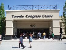 Toronto Congress Centre - Wikipedia