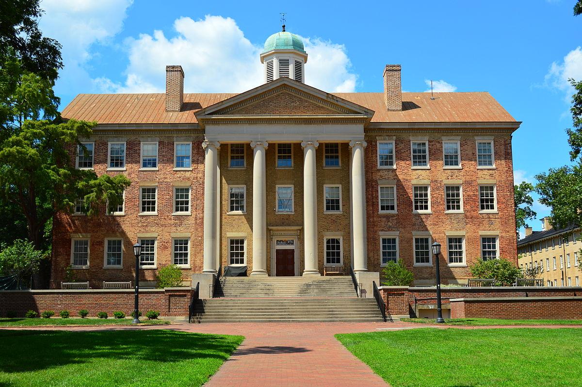 Uniwersytet Karoliny Po Nocnej W Chapel Hill Wikipedia Wolna Encyklopedia