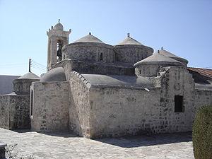 Ayia Paraskevi Church in Yeroskipou