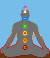 Siddhasana, Yoga Asana, adept's or perfect pos...
