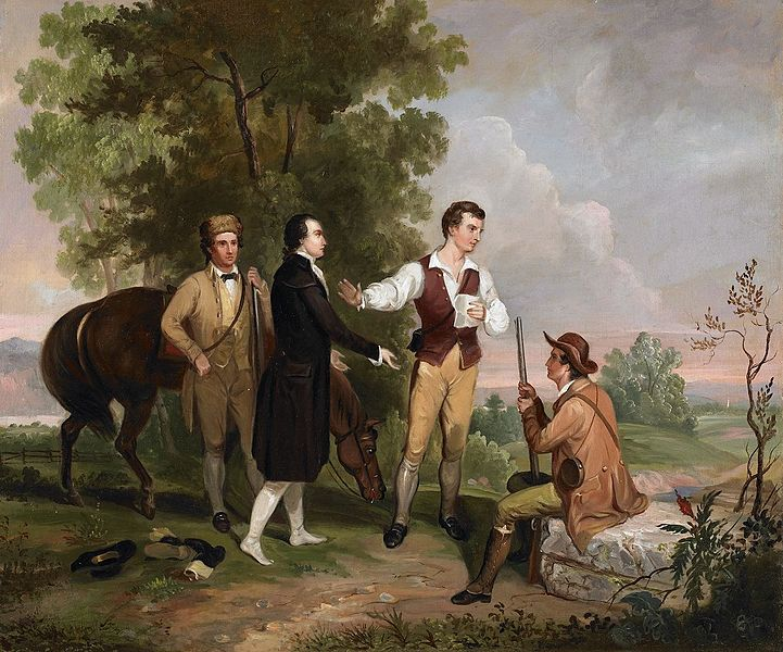 File:Asher Brown Durand's The Capture of Major Andre.jpg