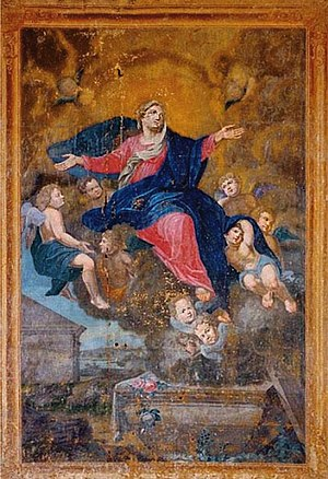 English: Assumption of The Virgin Mary - chape...