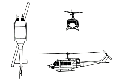 Flight manual bell 412