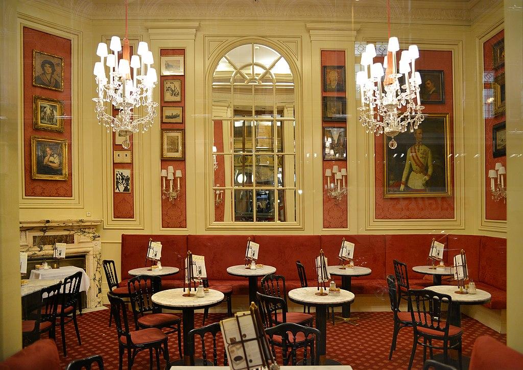 FileCafe Sacher Hotel Sacher Wien JPG  Wikimedia Commons