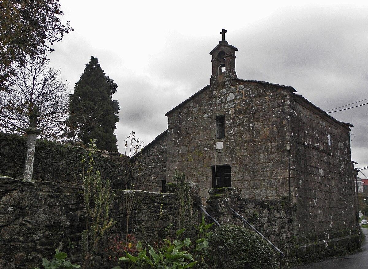 San Paio Santiago de Compostela  Wikipedia a