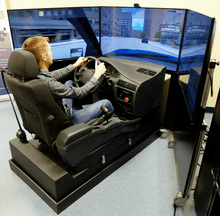 Driving simulator  Wikipedia