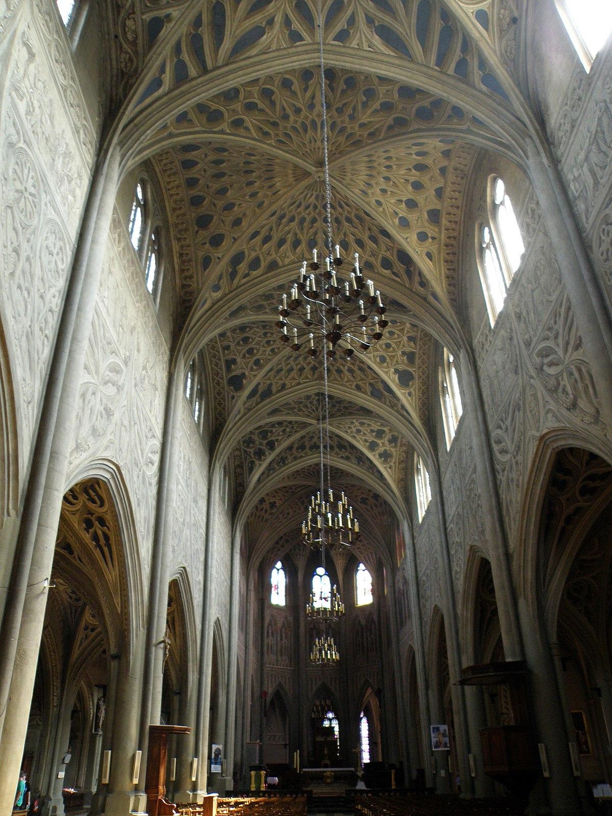 Cathédrale Saint-françois-de-sales De Chambéry : cathédrale, saint-françois-de-sales, chambéry, File:Chambéry, Cathédrale, Saint-François-de-Sales, 6.JPG, Wikimedia, Commons