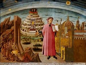Domenico di Michelino, La Divina Commedia di D...