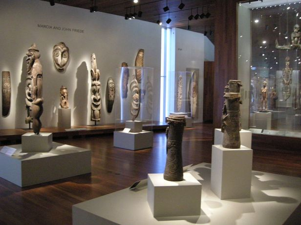 De young museum, arte africana