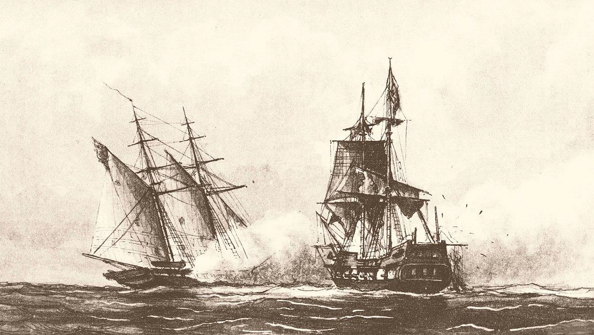 Sailing Ships 1700s