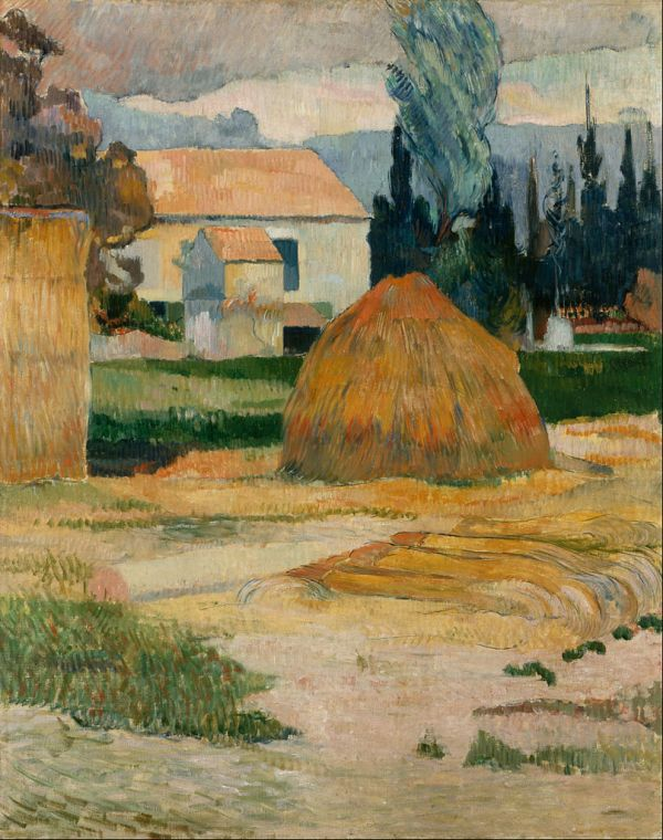 Artist Paul Gauguin Paintings