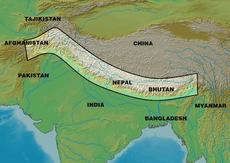 Himalayas - Simple English Wikipedia, the free encyclopedia
