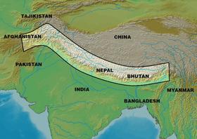 Himalayas Wikipedia