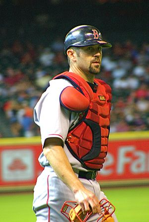 Jason Varitek 01:27, 23 July 2008 . . Phreddie...