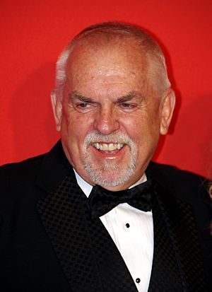 English: John Ratzenberger at the 2011 Time 10...