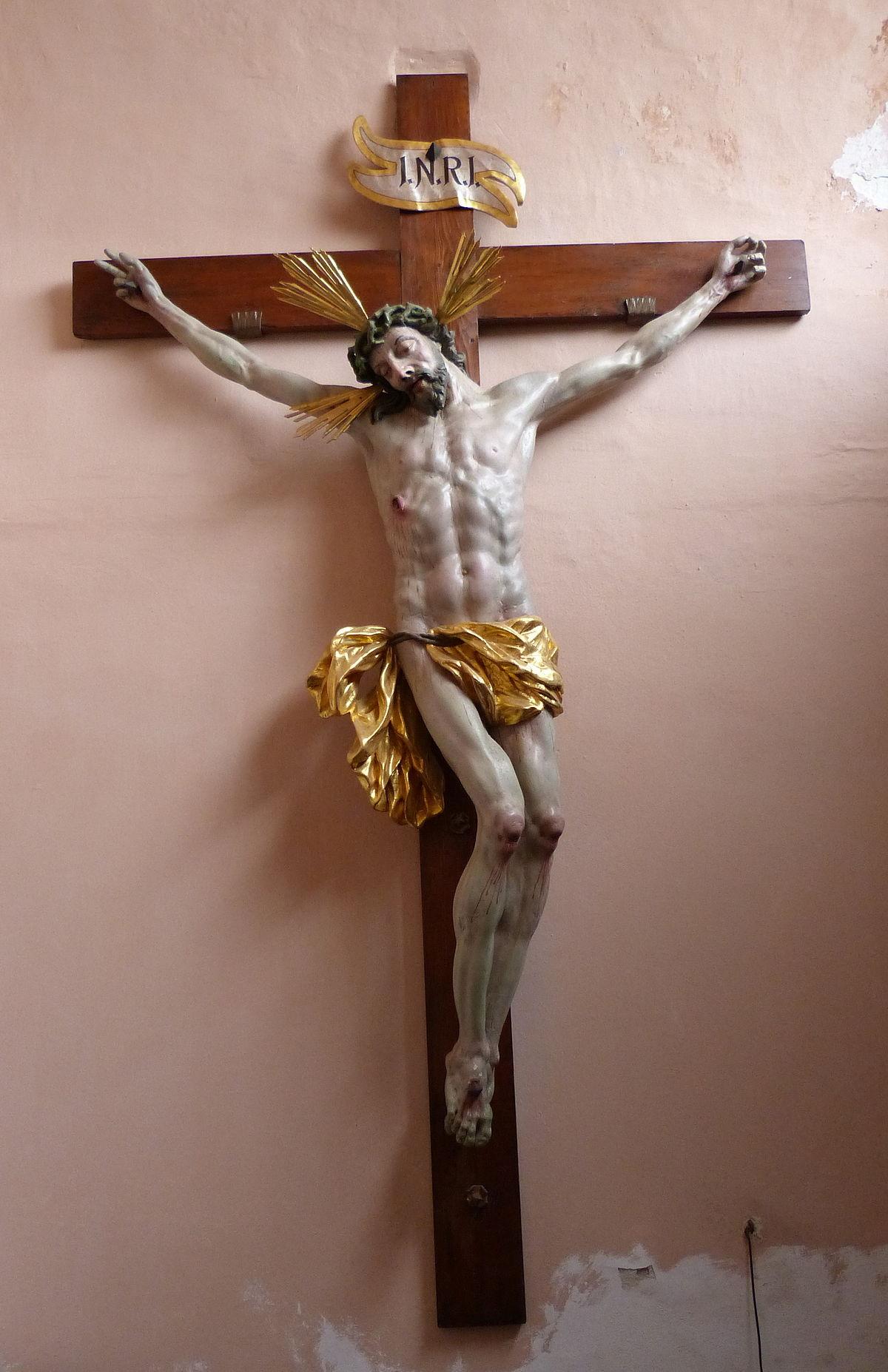 crucifix  Wiktionary