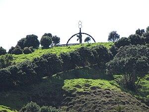 Matauri Bay, Northland, New Zealand. Memorial ...