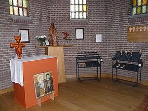 Nederlands: Mariakapel van de Katholieke Kerk ...