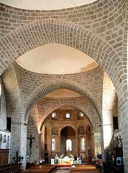 Abbaye SaintPierreSaintPaul de Solignac  Wikipdia