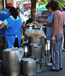 Mexican Street Food Wikipedia