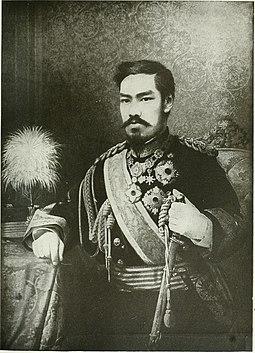 「明治天皇」の画像検索結果