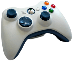 Control Xbox 360 wireless