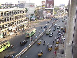 Anna Salai at Chennai