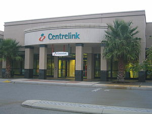 A Centrelink office at Innaloo, Western Australia.