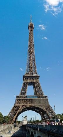 Torre Eiffel - Wikipedia Enciclopedia Libre