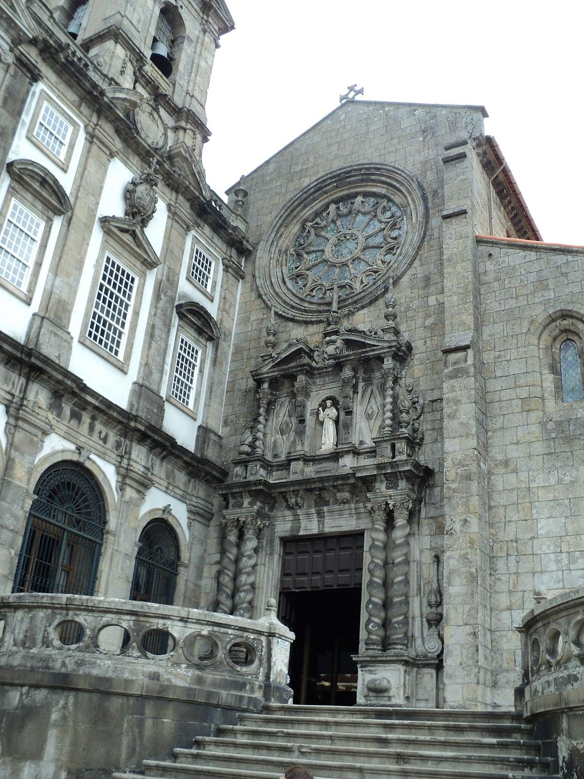glise SaintFranois Porto  Wikipdia