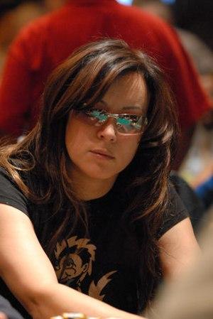 Jennifer Tilly at 2007 World Poker Tour