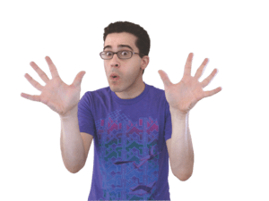 Chris Pirillo PNG with a transparent background