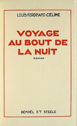 Voyage Au Bout De La Nuit : voyage, Voyage, Wikipédia