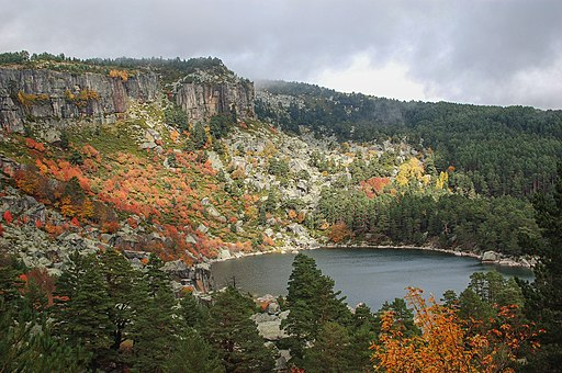 Laguna Negra Sierra Urbion