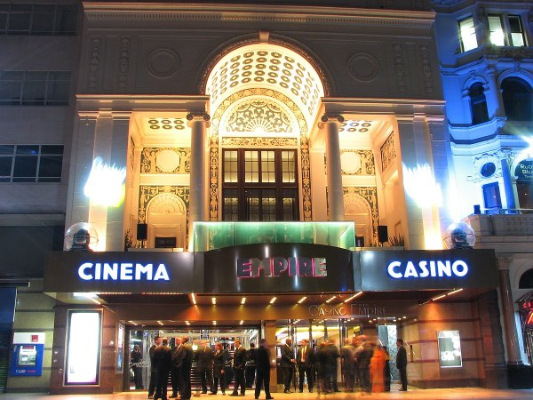 Empire Leicester Square - Wikipedia