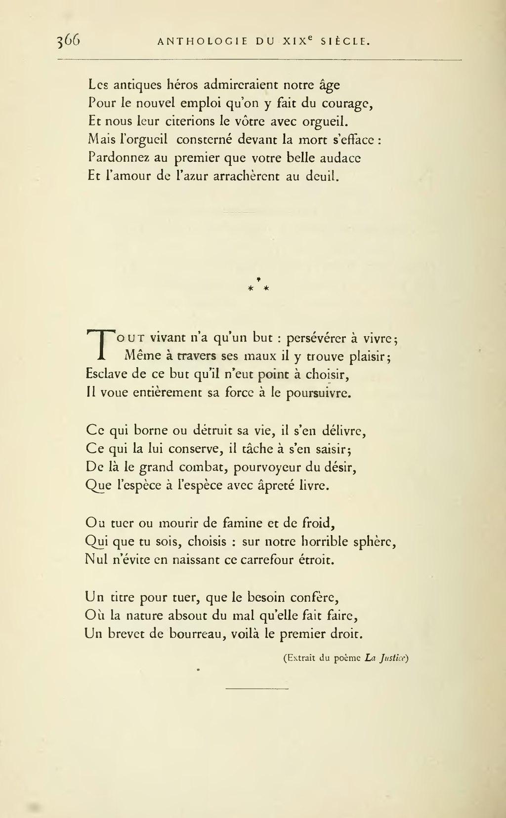 Poème D'amour Du 19ème Siècle : poème, d'amour, 19ème, siècle, Page:Lemerre, Anthologie, Poètes, Français, XIXème, Siècle,, 1887.djvu/388, Wikisource