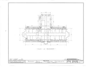 File:Nassau Hall, Nassau Street, Princeton, Mercer County