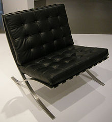 Chaise Barcelone  Wikipdia