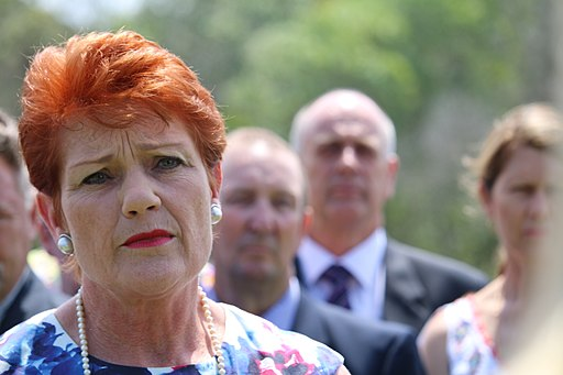 Pauline Hanson 2017 05