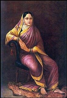 Real Girl Wallpaper Maharani Chimnabai Wikipedia