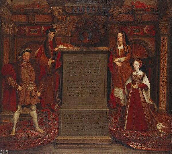 Portrait Of Henry Viii - Wikipedia