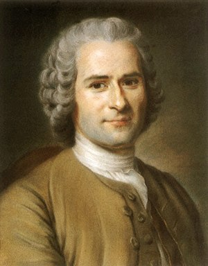 Jean-Jacques Rousseau: a civilized man, but a ...