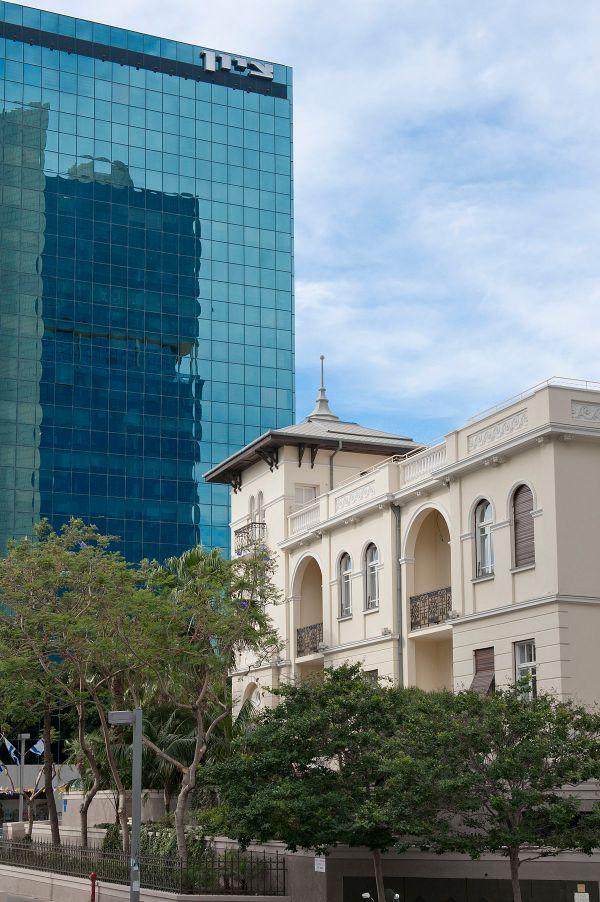 Russian Embassy Tel Aviv