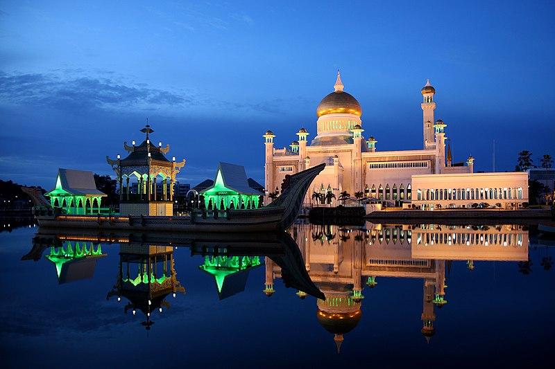 ไฟล์:Sultan Omar Ali Saifuddin Mosque 02.jpg